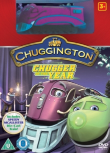 Chuggington: Chugger of the Year, DVD  DVD