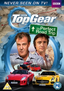 Top Gear: The Perfect Road Trip, DVD  DVD