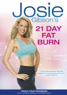 Josie Gibson's 21 Day Fat Burn, DVD  DVD