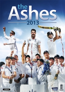The Ashes: 2013, DVD DVD
