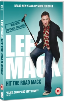 Lee Mack: Hit the Road Mack, DVD  DVD