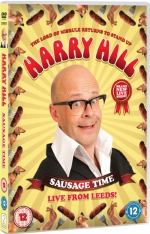 Harry Hill: Live - Giant Sausage Time, DVD  DVD