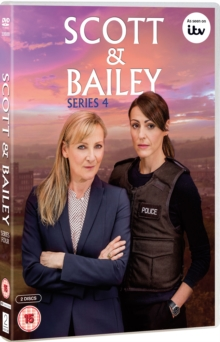 Scott and Bailey: Series 4, DVD  DVD