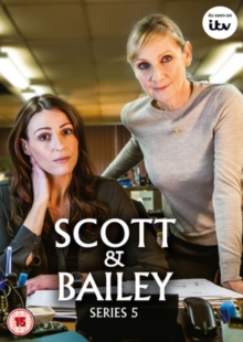 Scott and Bailey: Series 5, DVD DVD
