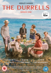 The Durrells: Series 1, DVD DVD
