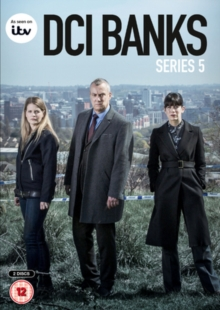 DCI Banks: Series 5, DVD DVD