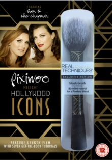 Pixiwoo Present - Hollywood Icons, DVD DVD