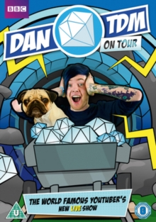 DanTDM On Tour, DVD DVD