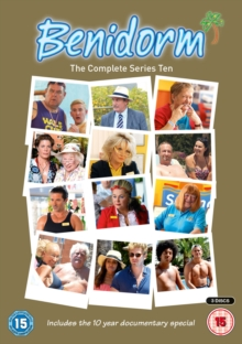 Benidorm: The Complete Series Ten, DVD DVD