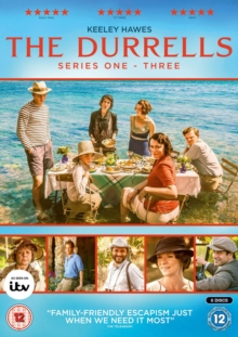The Durrells: Series One - Three, DVD DVD