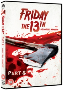 Friday the 13th: Part 8, DVD  DVD