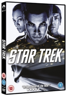 Star Trek, DVD  DVD
