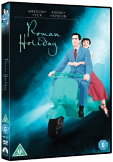 Roman Holiday, DVD  DVD