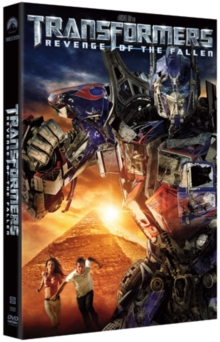 Transformers: Revenge of the Fallen, DVD  DVD