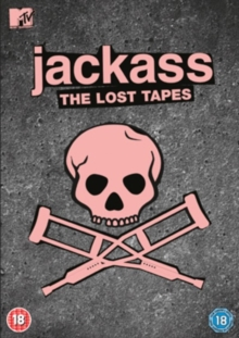 Jackass: The Lost Tapes, DVD  DVD