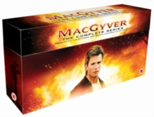 MacGyver: The Complete Series - Seasons 1-7, DVD  DVD