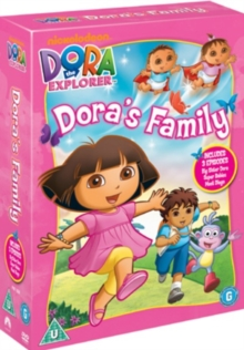 Dora the Explorer: Dora's Family, DVD  DVD