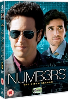 Numb3rs: Season 5, DVD  DVD