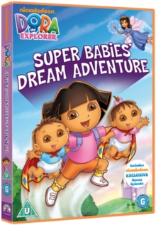 Dora the Explorer: Super Babies' Dream Adventure, DVD  DVD