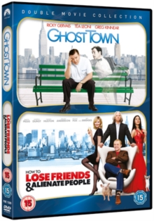 How to Lose Friends and Alienate People/Ghost Town, DVD  DVD