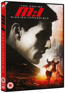 Mission: Impossible, DVD DVD