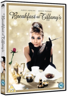 Breakfast at Tiffany's, DVD  DVD