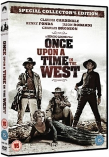 Once Upon a Time in the West, DVD  DVD
