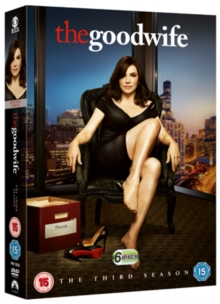 The Good Wife: Season 3, DVD DVD