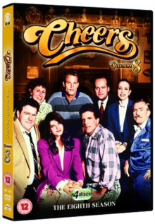 Cheers: Season 8, DVD  DVD