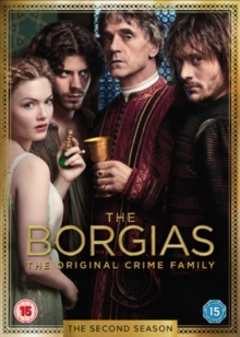 The Borgias: Season 2, DVD DVD