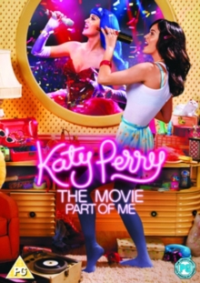 Katy Perry: Part of Me, DVD  DVD