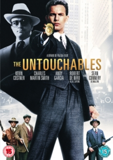 The Untouchables, DVD DVD