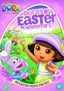 Dora the Explorer: Dora's Easter Adventure, DVD  DVD