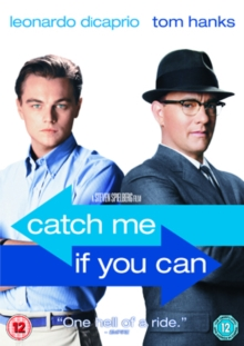 Catch Me If You Can, DVD  DVD