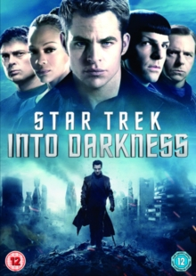 Star Trek Into Darkness, DVD  DVD
