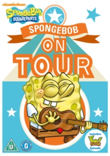 SpongeBob Squarepants: SpongeBob On Tour, DVD  DVD