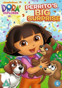 Dora the Explorer: Perrito's Big Surprise, DVD  DVD