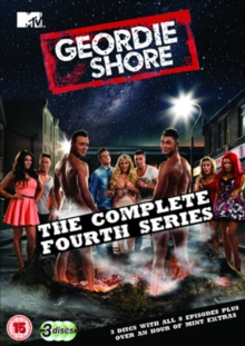 Geordie Shore: The Complete Fourth Series, DVD  DVD
