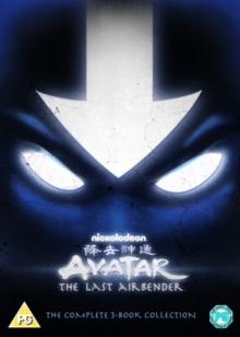 Avatar - The Last Airbender: The Complete Collection, DVD  DVD