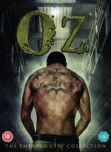 Oz: The Complete Seasons 1-6, DVD  DVD