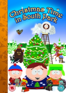 South Park: Christmas Time in South Park, DVD  DVD