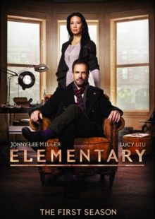 Elementary: The First Season, DVD  DVD