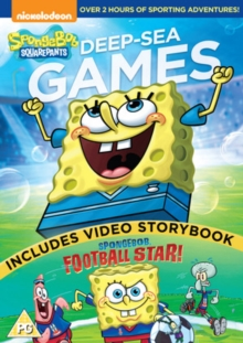 SpongeBob Squarepants: Deep-sea Games, DVD  DVD