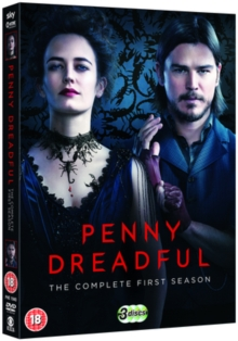 Penny Dreadful: The Complete First Season, DVD  DVD