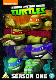 Teenage Mutant Ninja Turtles: Season 1 - First Mutations, DVD  DVD