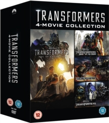 Transformers: 4-movie Collection, DVD DVD