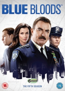 Blue Bloods: The Fifth Season, DVD DVD