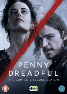 Penny Dreadful: The Complete Second Season, DVD  DVD