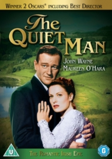 The Quiet Man, DVD DVD
