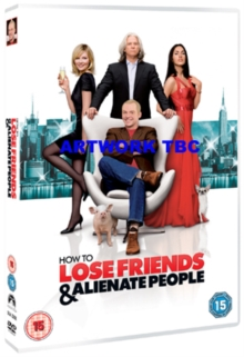 How to Lose Friends and Alienate People, DVD  DVD